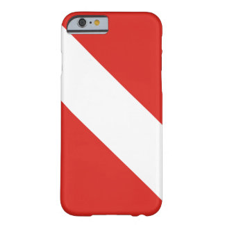 Dive Flag Barely There iPhone 6 Case