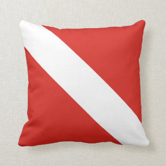 Dive Flag Cushion