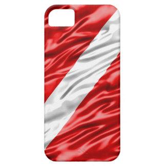 Dive Flag iPhone 5 Case