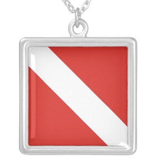 Dive Flag Pendants
