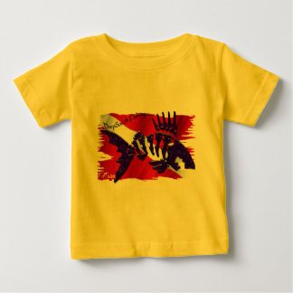 Dive Flags with Gear Tee Shirt