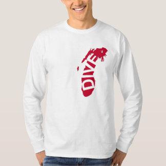 Dive Lake Michigan T-Shirt