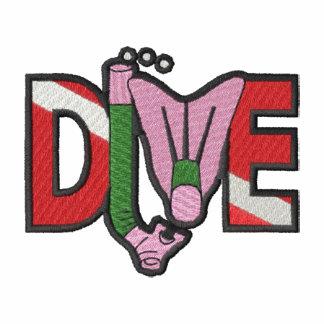 Dive Logo Hoodie