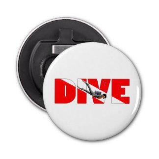 Dive Master Bottle Opener
