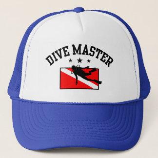 Dive Master Trucker Hat