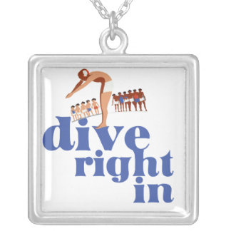 Dive Right In Custom Necklace