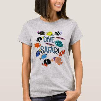 Dive safari Tshirt