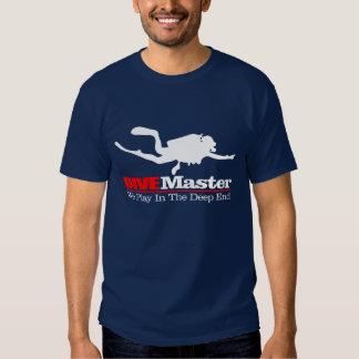 DIVEMaster Apparel Tee Shirts