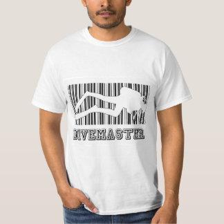 Divemaster Barcode T-Shirt
