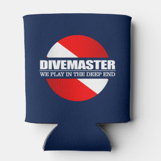 Divemaster Can Cooler