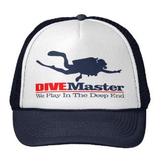 DIVEMaster Cap