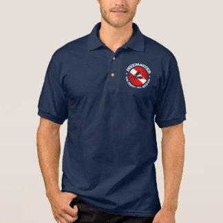 Divemaster (Deep End) Apparel Polo T-shirts