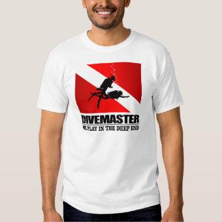 Divemaster (Deep End) Apparel Shirts