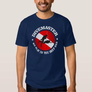 Divemaster (Deep End) Apparel T Shirt