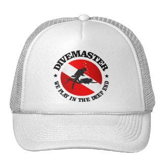 Divemaster (Deep End) Mesh Hats