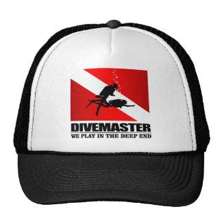 Divemaster (Deep End) Mesh Hat