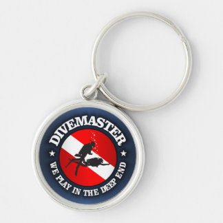 Divemaster (Deep End) Key Ring