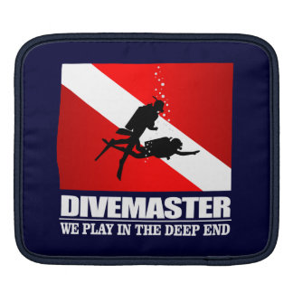 Divemaster (Deep End) Sleeves For iPads