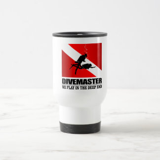 Divemaster (Deep End) Stainless Steel Travel Mug