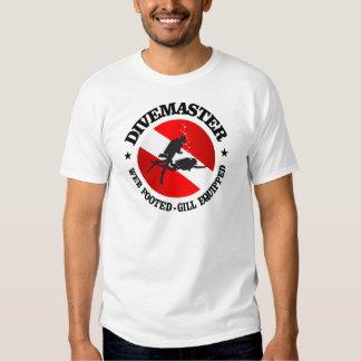 Divemaster (Medallion) T Shirts