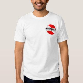 Divemaster (rd) shirts