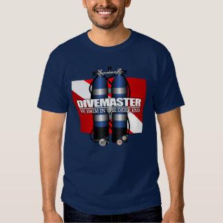Divemaster (Scuba Tanks) Apparel Shirt