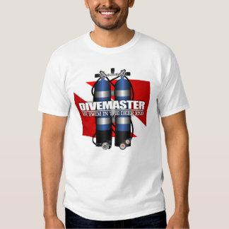 Divemaster (Scuba Tanks) Apparel Shirts