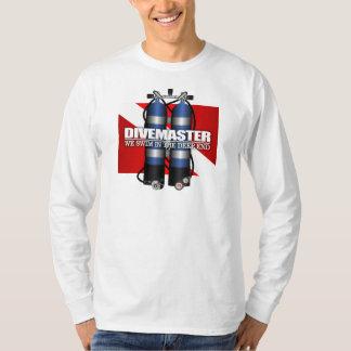 Divemaster (Scuba Tanks) Apparel T Shirt