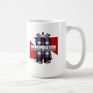 Divemaster (Scuba Tanks) Coffee Mugs