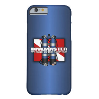 Divemaster (ST) iphone 6 cases Barely There iPhone 6 Case