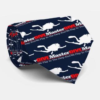 DIVEMaster Tie