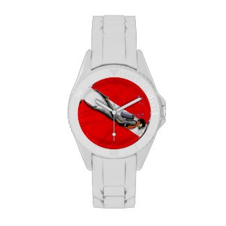 Diver And Dive Flag Watches
