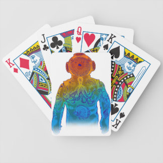 Diver Bicycle Playing Cards