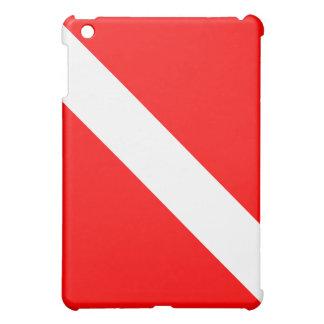 Diver Down Classic Flag iPad Mini Cases