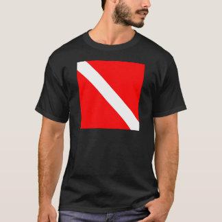 Diver Down Classic Flag T-Shirt