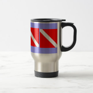 DIVER DOWN COFFEE CUP - great for travel! Mug