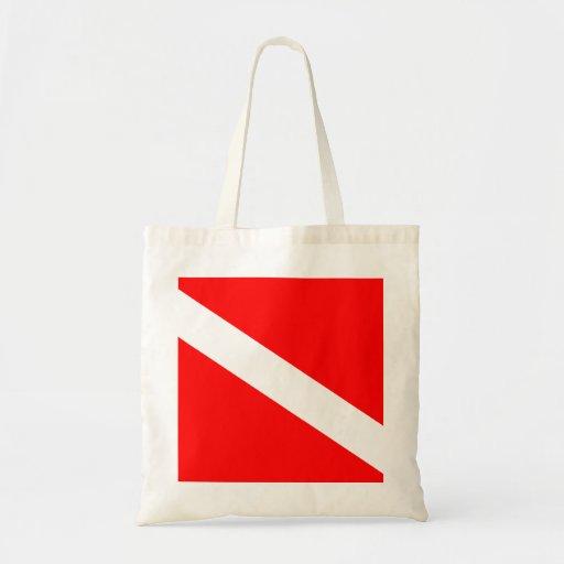 Diver Down Flag Bag