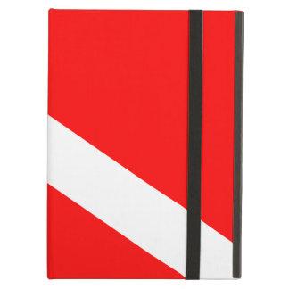 Diver Down Flag iPad Air Covers