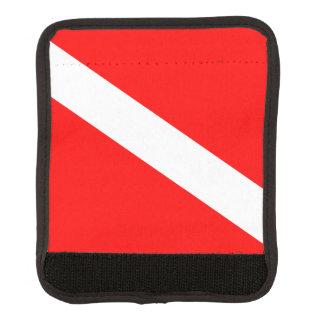 Diver Down Flag Handle Wrap