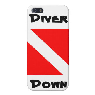 Diver Down Cases For iPhone 5