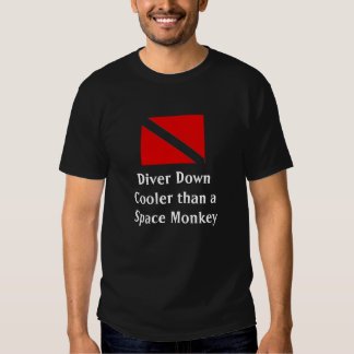 Diver Down Tees