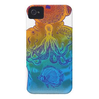 Diver iPhone 4 Case