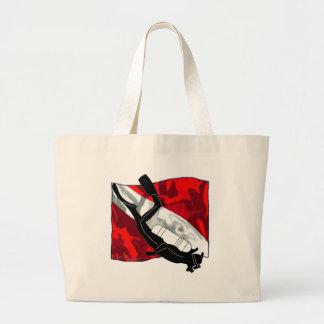 DiverDown Collection Bags