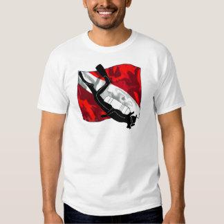 DiverDown Collection T Shirts