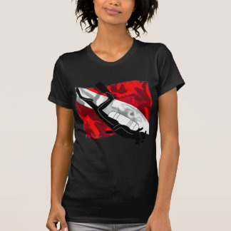 DiverDown Collection T-shirts