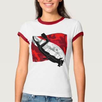 DiverDown Collection Tshirts