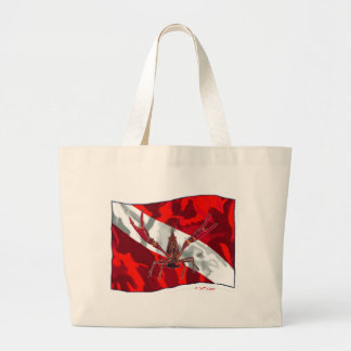 Divers Den Collection Tote Bags