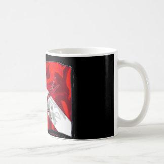Divers Den Collection Basic White Mug