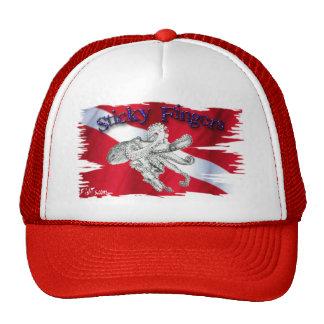 Divers Den Collection Mesh Hats