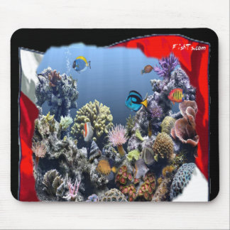 Divers Den Collection Mouse Pad